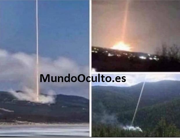 Continuan usando las DEW (Directed Energy Weapon-laser)para incendiar bosques en todo el mundo