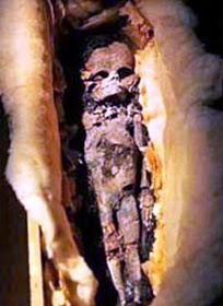 Momia extraterrestre encontrada en Egipto 2012 HD