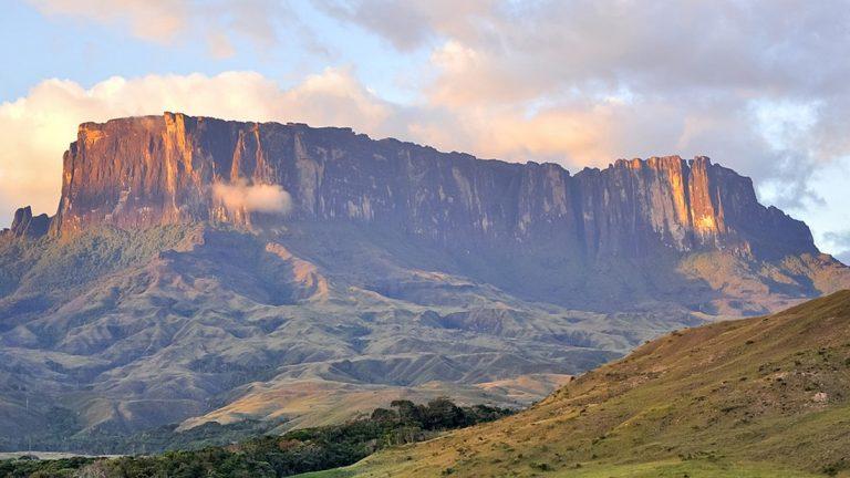 Monte Roraima: deidades y extraterrestres en la arcana montaña