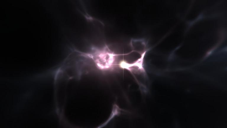 Encuentran una estrella que es casi tan antigua como el universo