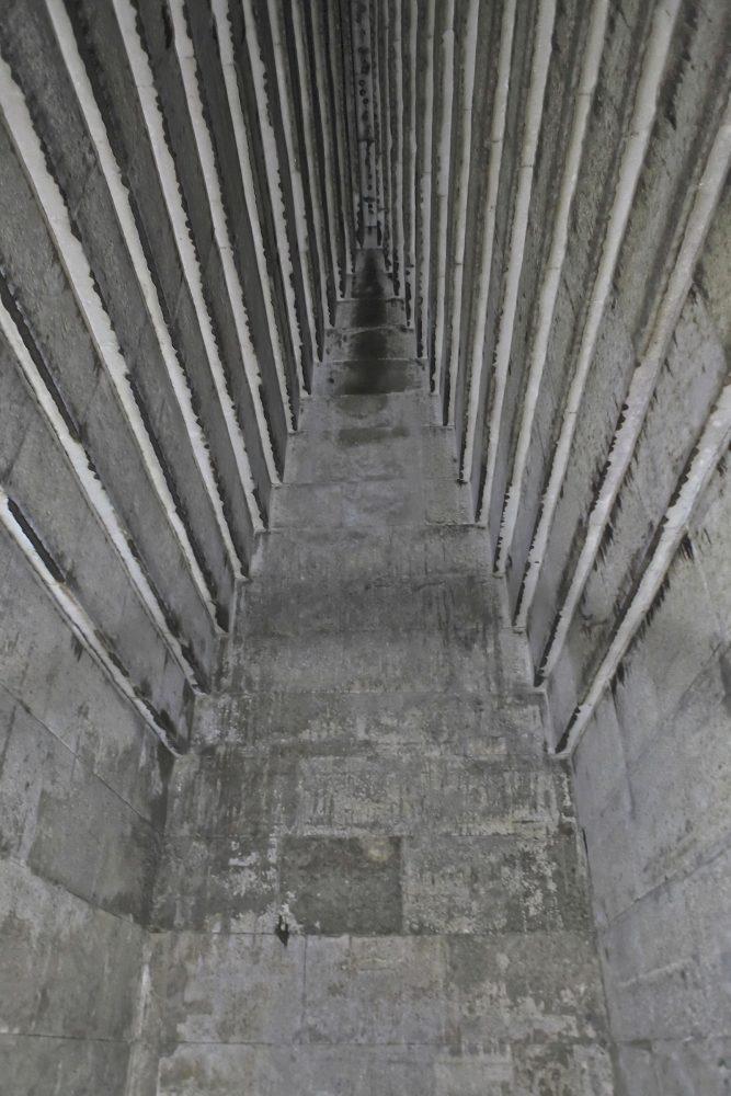 11 imágenes del interior de las pirámides que muestran por qué no eran tumbas