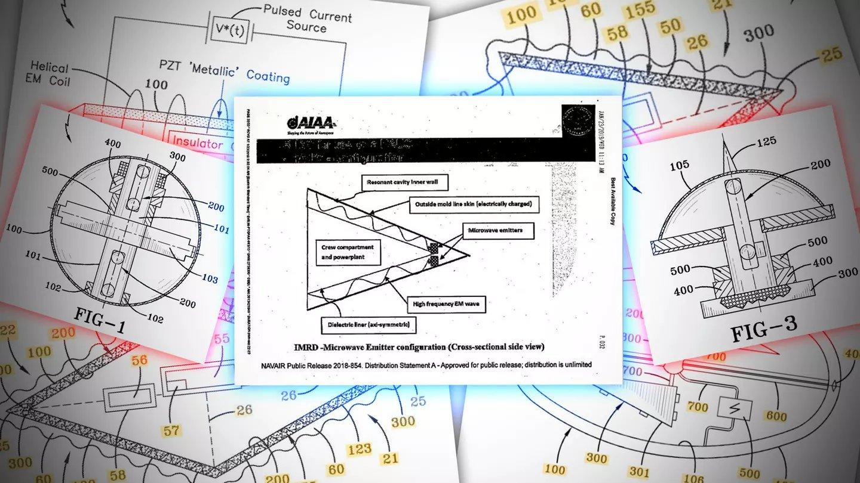 Jefe de tecnología aeroespacial avanzada de la US Navy afirma que patente clave 'OVNI' es funcional