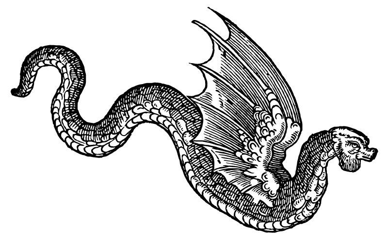 Mitologia española: el cuélebre