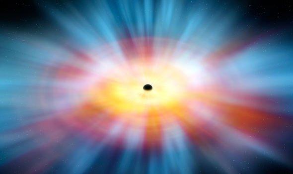 Avance en el viaje en el tiempo: los agujeros negros podrían hacer que 'miles de millones de años pasen en minutos'