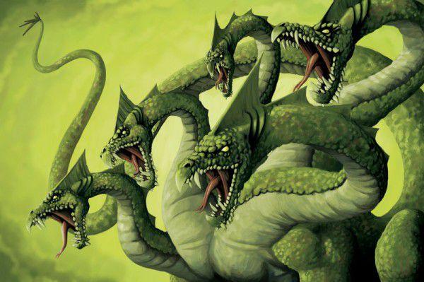 Bestias de la mitología greco-romana
