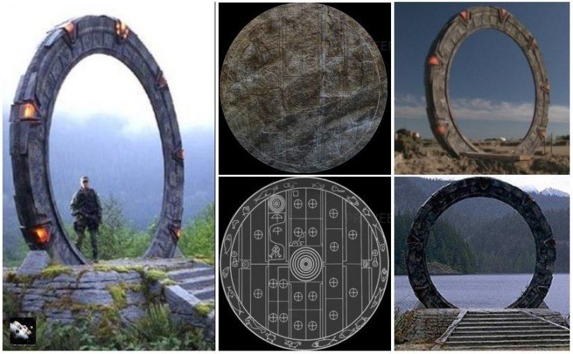 """Artefacto de piedra de 6.500 años en Sri Lanka muestra evidencia de la Tecnología Antigua: Sakwala Chakraya, significa la """"Rueda del Universo"""". ¿Un Stargate?"""