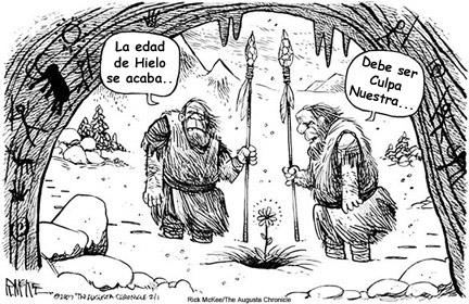 Calentamiento Global o… ¿Negocio Global?