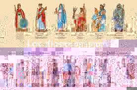 Como en la biblia ya se refleja el mito del martes 13 y sus 13 supersticiones.