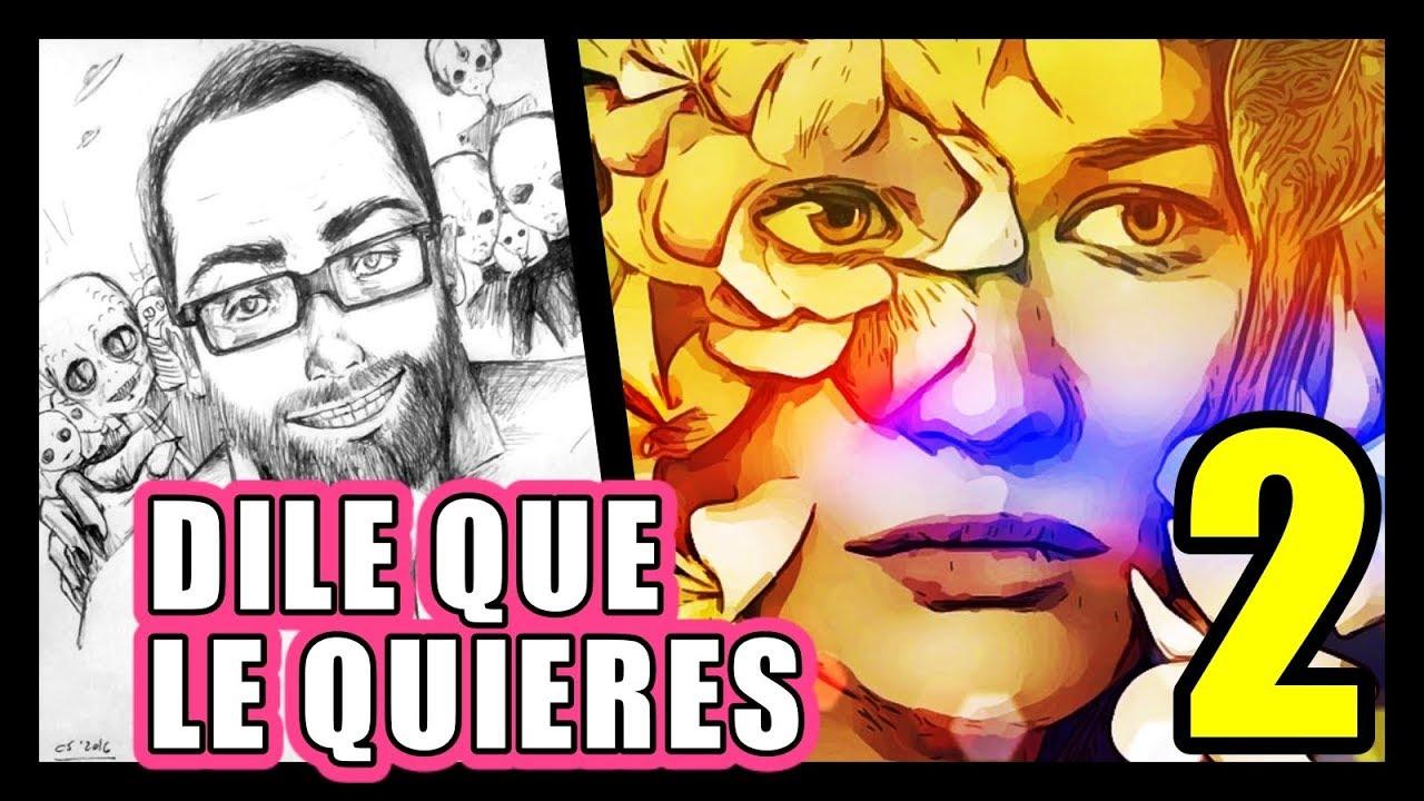 DILE QUE LE QUIERES (Cap. 2) por Vicente Fuentes