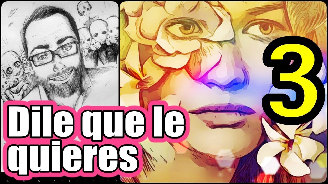 DILE QUE LE QUIERES Capítulo 3 por Vicente Fuentes