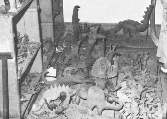 Humanos y dinosaurios: el misterio de la figura de Acámbaro