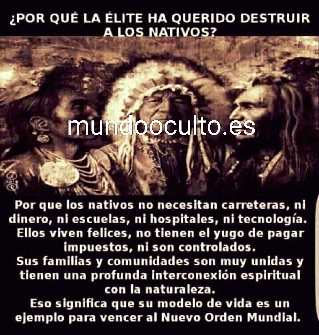 Porque la elite no quiere a los nativos?
