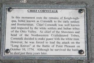 La maldición del jefe Cornstalk.