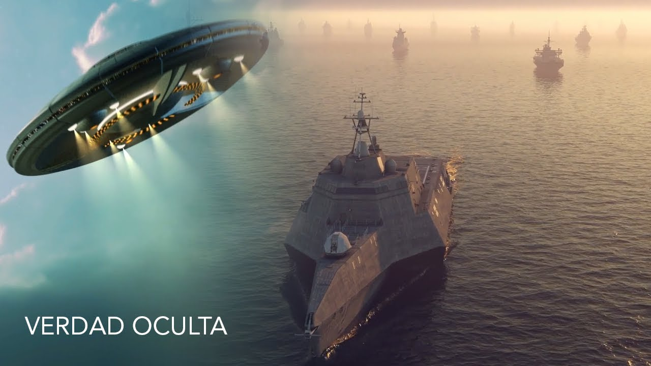 La Marina de EEUU admite los TRES OVNIS pero TERRESTRES