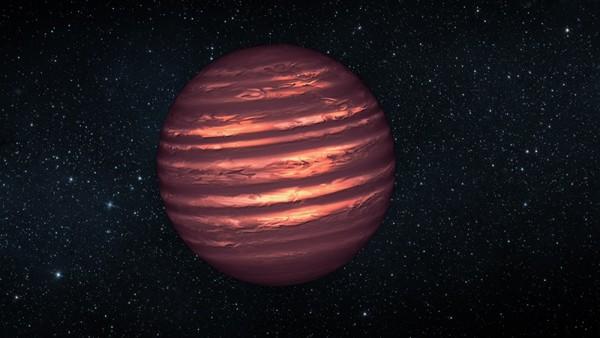 La vida en el espacio también puede existir en «estrellas fallidas»