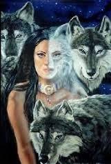 Leyenda de la mujer loba ( la mala madre)