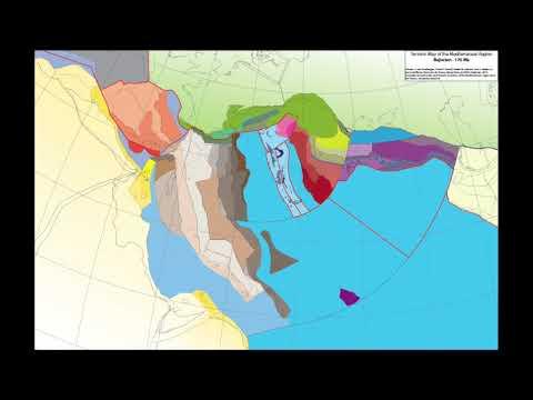 Los científicos encuentran los restos de un antiguo continente perdido debajo de Europa