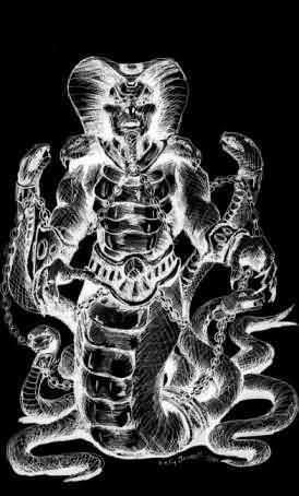 Los Dioses Serpiente Y Dragón En La Mitología, ¿Reflejan Una Realidad En Las Antiguas Civilizaciones