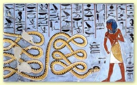 Los Dioses Serpientes