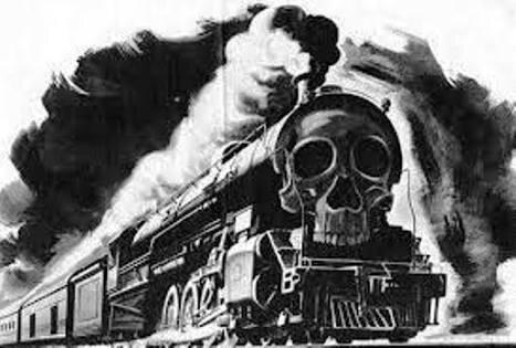 Los trenes fantasma del reino unido