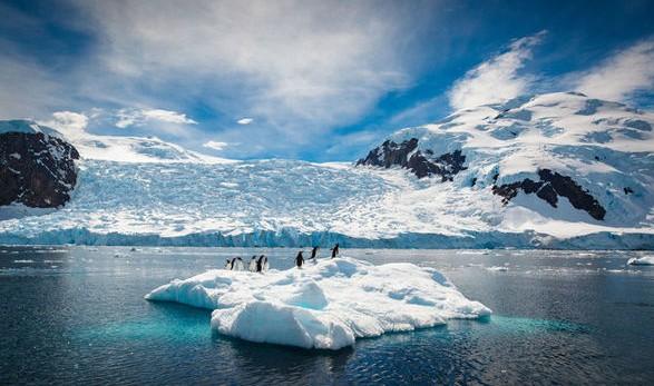Misteriosa fuente de radiación descubierta en la Antártida