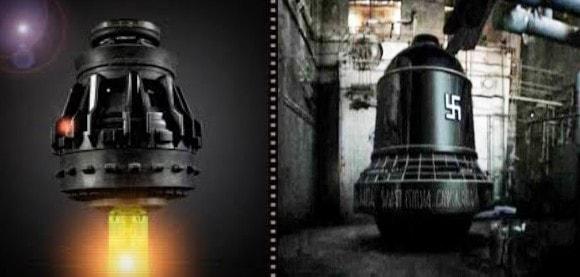 Tecnología secreta de Hitler: La Campana Nazi era una máquina del tiempo