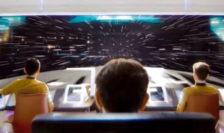 Tecnología warp: Viajar más rápido que la luz