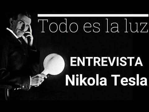 NIKOLA TESLA «Todo es la luz»