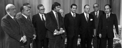 LA OTRA CARA DE LA TRANSICIÓN ESPAÑOLA: UN PROYECTO DISEÑADO POR LA CIA Y LA SECRETARÍA DE ESTADO