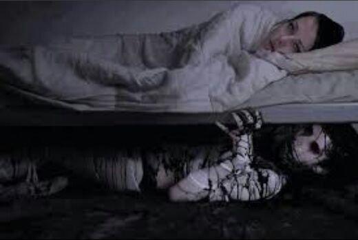 La cama de la bruja