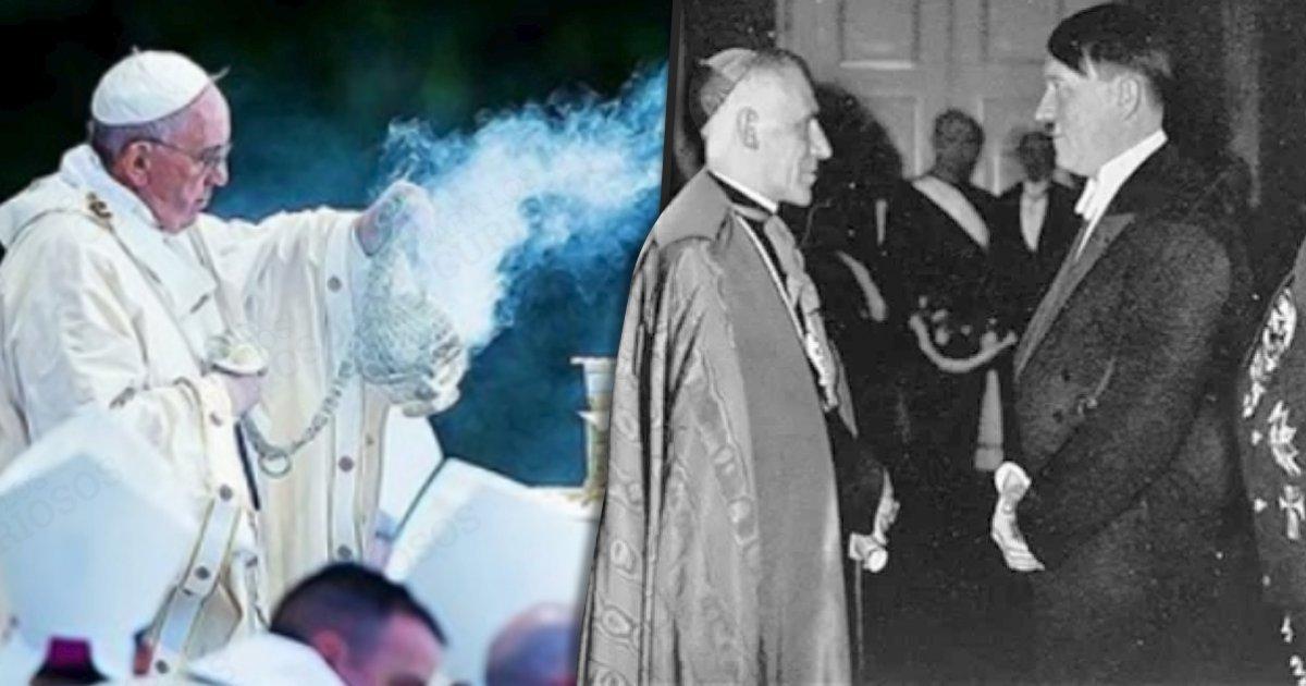 Conoce los 9 secretos que el Vaticano ha ocultado durante muchos años