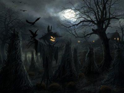 El vacio leyenda de halloween