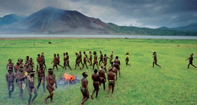El ADN de los habitantes de la Isla de Melanesia NO es como el NUESTRO