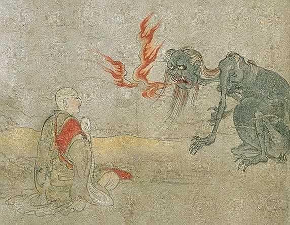 5 leyendas de terror japonesas