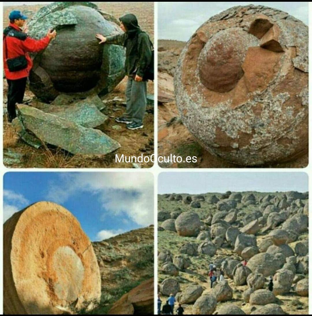 Esferas de Kazajistán