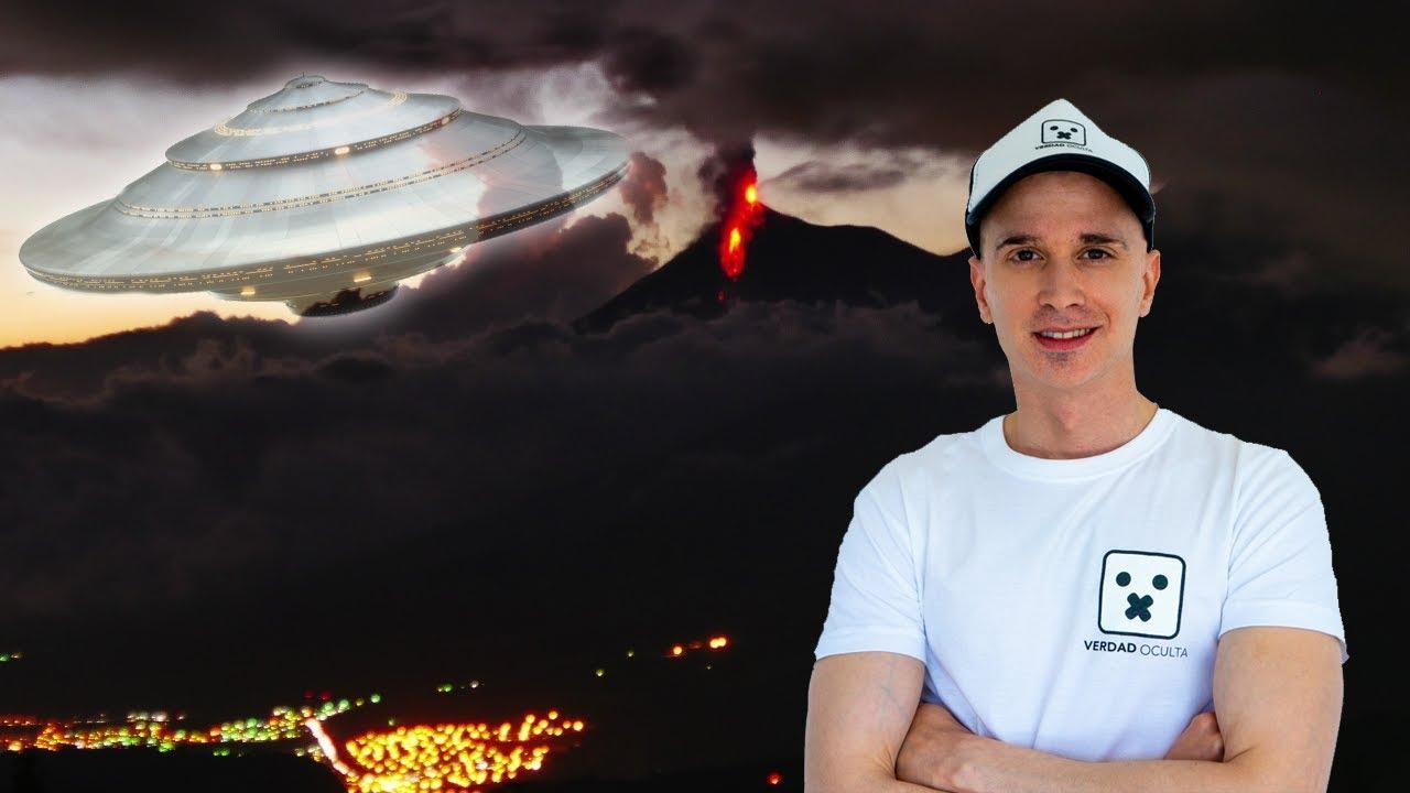 Algo GRANDE acaba de cruzar el Volcán Popocatéptl