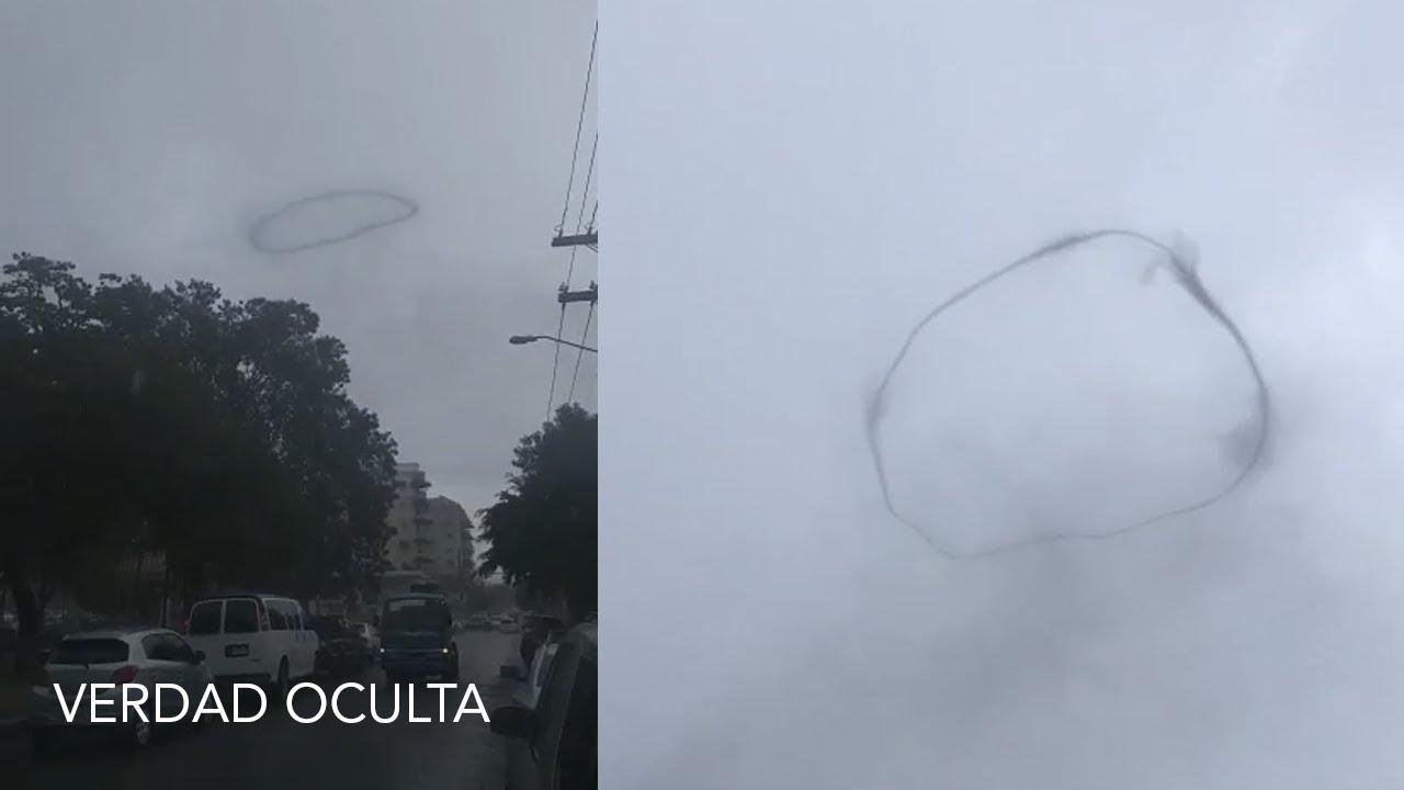 Aparecen Vortices Toroidales en Santo Domigo