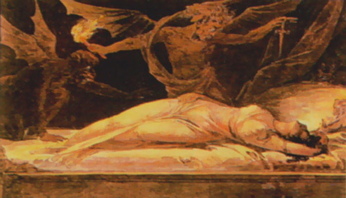 Ataques paranormales: Los Súcubos