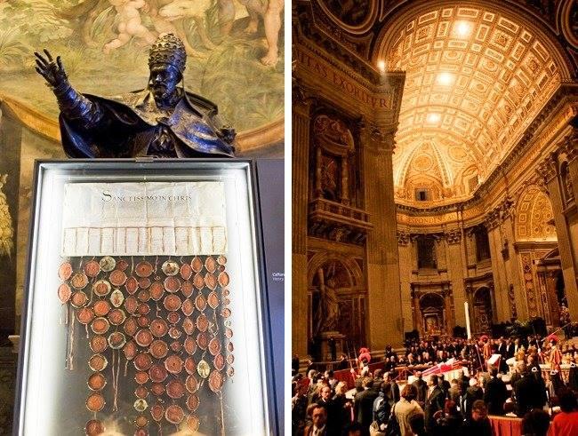 Archivos secretos del Vaticano.