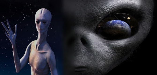 Cómo reaccionaríamos si llegarán los extraterrestres?