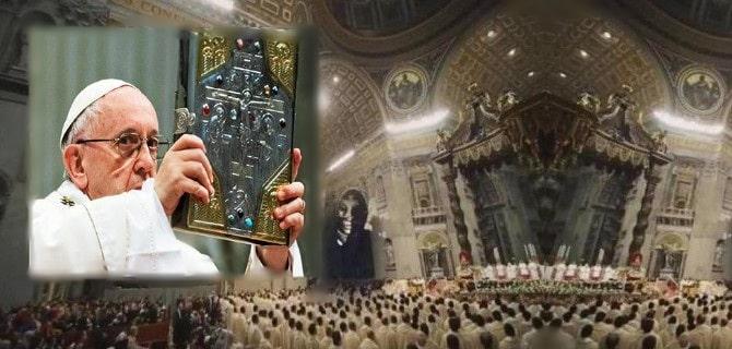 El Vaticano oculta la historia de la humanidad antes del diluvio ¿Porque?