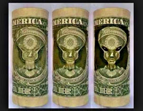 Es esto una prueba de que los extraterrestres controlan la economía y el gobierno de los Estados Unidos?
