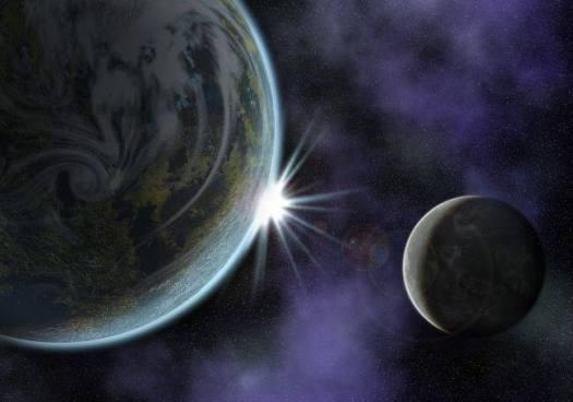 Los extraterrestres podrían estar espiándonos desde rocas espaciales en la misma órbita que la Tierra