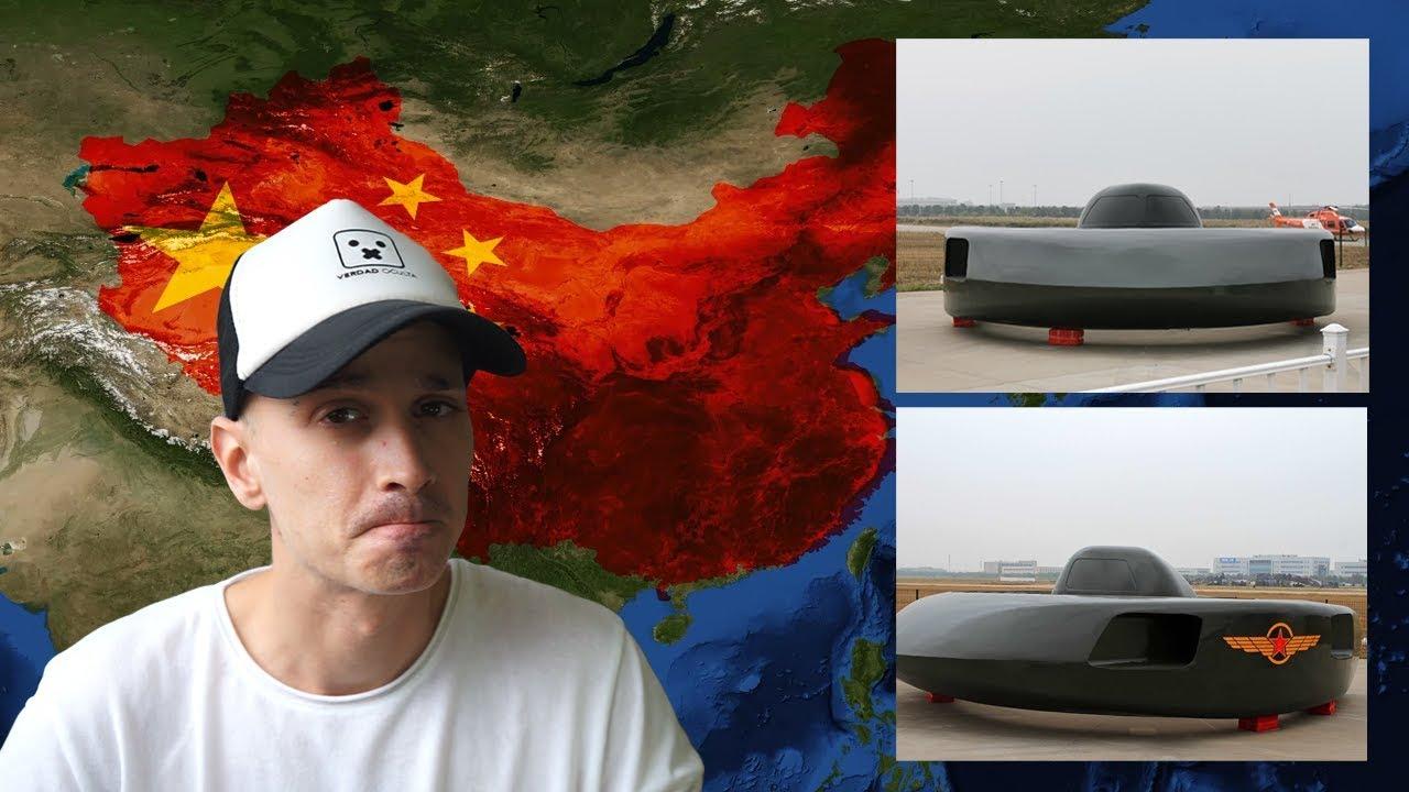 China Presenta el «Gran Tiburón Blanco»