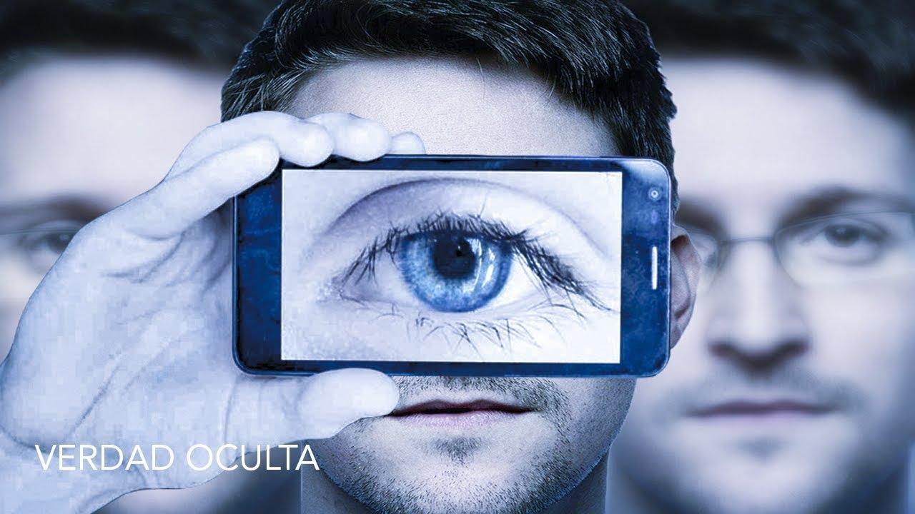 Edward Snowden Revela la Verdad sobre los Móviles Inteligentes