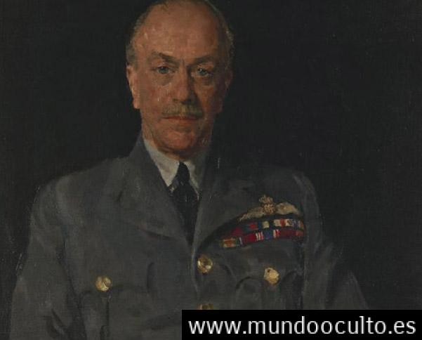 EL ENIGMATICO VIAJE EN EL TIEMPO DE SIR VICTOR GODDARD