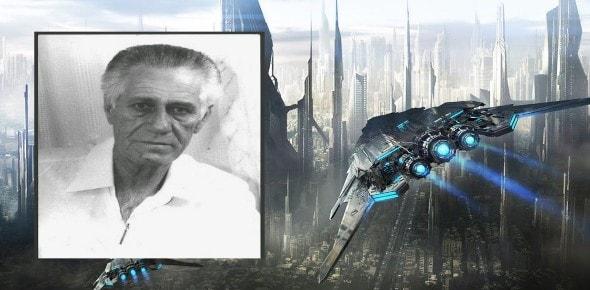 El hombre estuvo ocho días en otro planeta