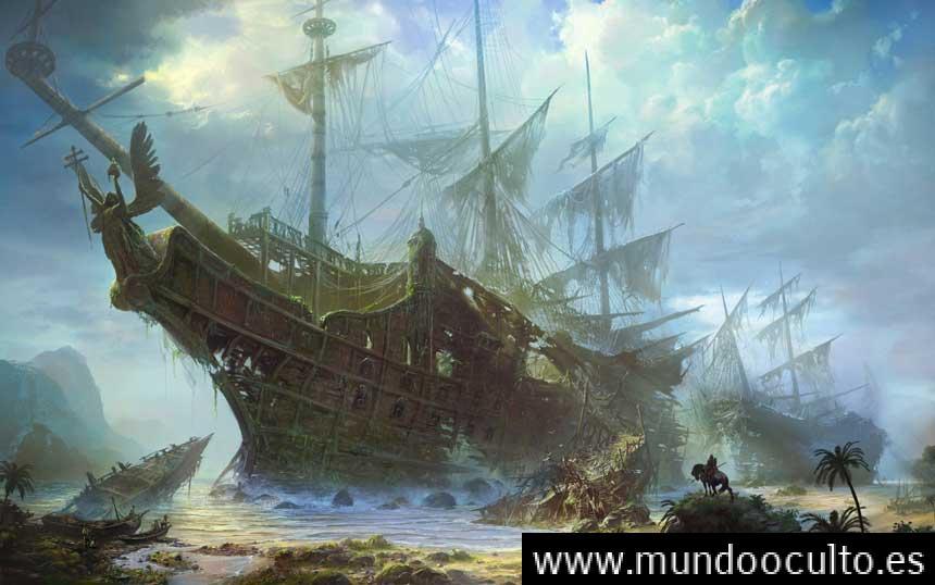 El misterio del Gloriana. El Volador Holandés todavía vaga por los mares