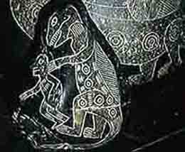 La Atlántida era: Reptilianos comehombres y anunnakis