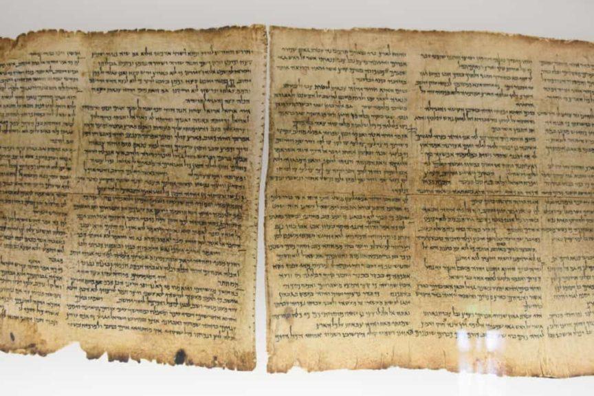 La conspiración de los Rollos del Mar Muerto dice que Jesús fue una mala interpretación
